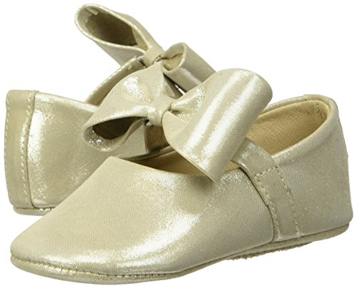Pictures of Elephantito Girls' Baby Ballerina with Bow Crib BB23 4