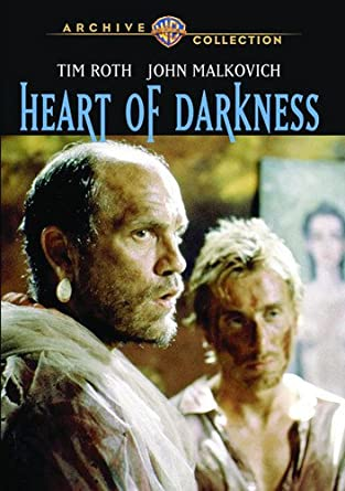 Amazon Com Heart Of Darkness John Malkovich Phoebe Nicholls Tim