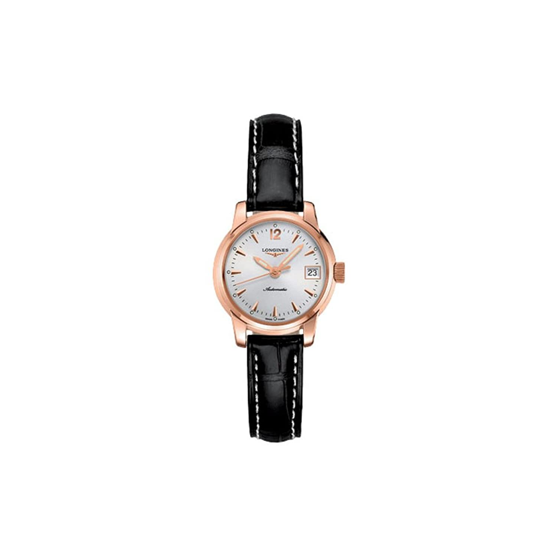 [ロンジン]Longines 腕時計 SaintImier Silver Dial Watch L2.263.8.72.3 [並行輸入品] B00CAXCYWW