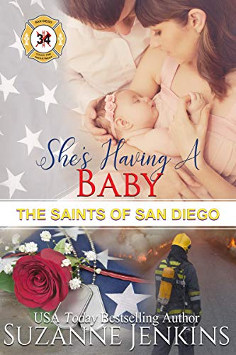 She's Having A Baby: The Saints Of San Diego by Suzanne Jenkins ebook deal