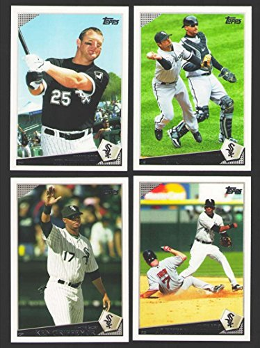 Sox 2009 Team Set - 2009 Topps - CHICAGO WHITE SOX Team Set