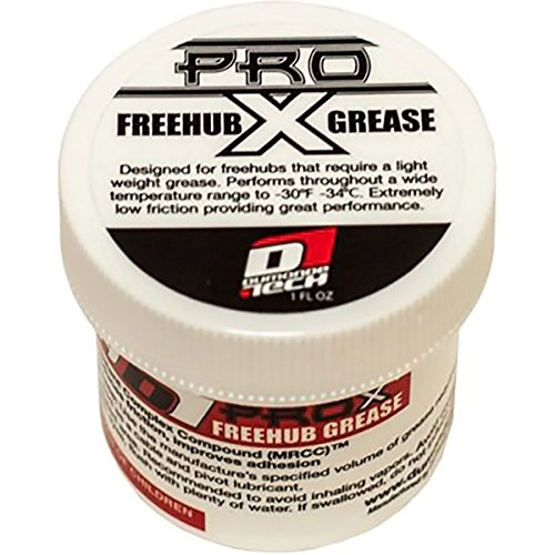 Dumonde Tech Pro-X Freehub Grease One Color, 1oz