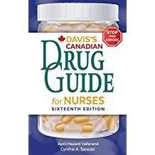 Davis's Drug Guide for Nurses Canadian Version