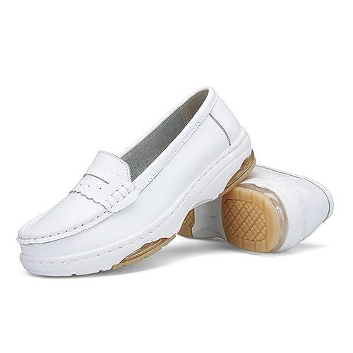 Zapatos Para De Enfermería MujerCómodosLigeros Tongai knO0w8P