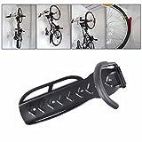 Black MTB Road Mountain Bicycle Bike Home Storage Rack-Wall Mounted Hanger Hook