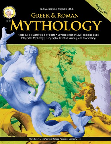 Greek & Roman Mythology, Grades 6 - 12
