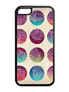 Personalization Abstract bouquet of tulips 2 Hard Shell TPU case cover for abstract iphone 5c case
