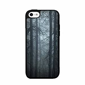 In the Trees 2-Piece Dual Layer Phone Case Back Cover iPhone 5 5s