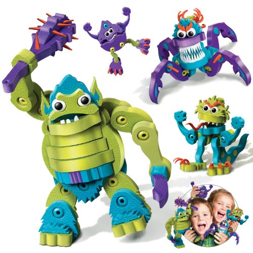 Bloco Toys Ogre and Monster Building Kit