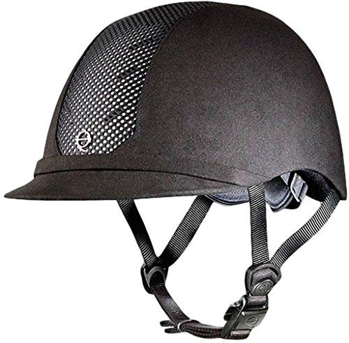 Troxel ES Helmet, Silver, Small