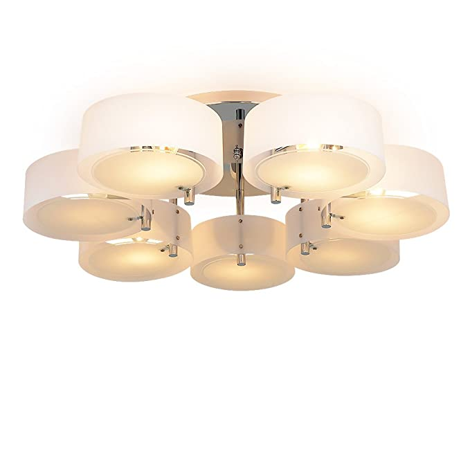 7 lámparas Moderno contemporáneo Lámpara de techo Lámparas ...