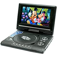 Deep Audio 8.9inch 3D Portable EVD / DVD player with GAMING+TV