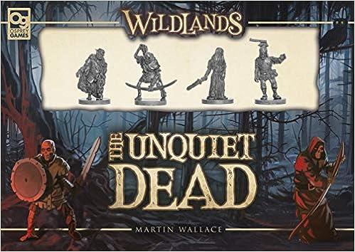 Wildlands: The Unquiet Dead por Martin Wallace epub