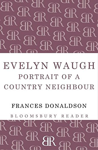 Evelyn Waugh: Portrait of a Country Neighbour ePub fb2 book