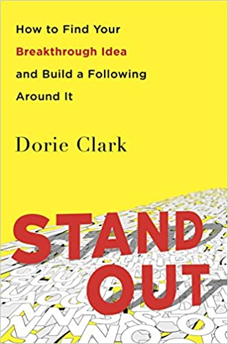 Stand out book dorie clark