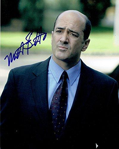 MATT SERVITTO - The Sopranos AUTOGRAPH Signed 8x10 Photo