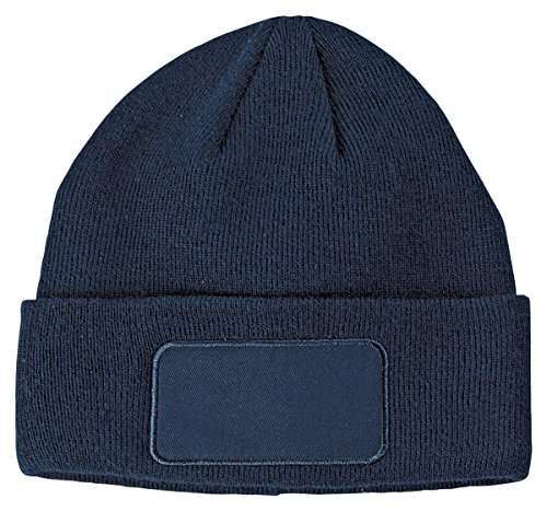 BX PATCH BEANIE (NAVY) (OS)