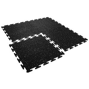 etm® Bodenschutz Sport Pro | Puzzle Fliesen | beliebig erweiterbar &...