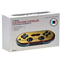8bitdo FC30 pro Wireless Bluetooth Controller Dual Classic Joystick For iOS/Android Gamepad - PC Mac Linux