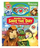 WonderPets Save the Day Press n Play Musical Storybook (Nickelodeon Wonder Pets)