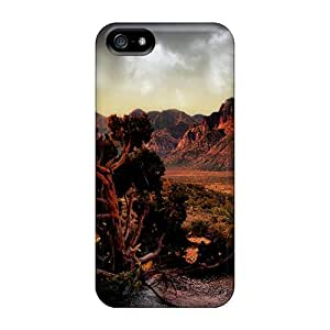 Iphone 5/5s Cover Case - Eco-friendly Packaging(canyon View)