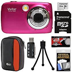 Image of the product Vivitar ViviCam VX022 that is listed on the catalogue brand of Vivitar.