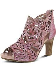 LArtiste by Spring Step Womens Amora Pink 39 M EU