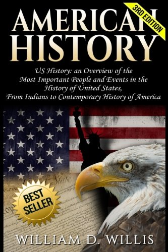 American History: US History: An Overview of the Most for sale  Delivered anywhere in USA
