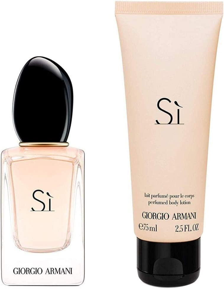 Banner Kit Perfume Si Feminino EDP + Loção corporal 75ml
