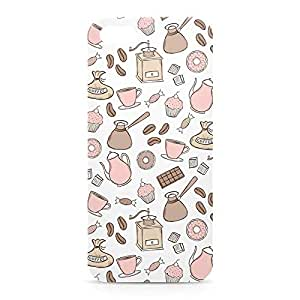 Bakery iPhone 5s 3D wrap around Case - Pink Brown