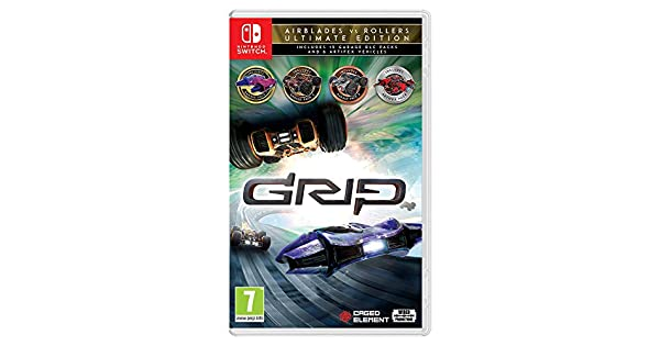 GRIP: Combat Racing Roller VS Airblades Ultimate Edition ...