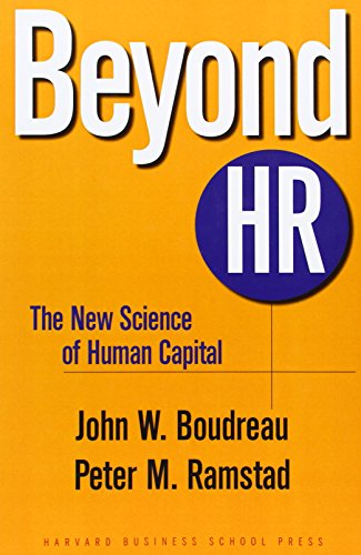Beyond Hr  The New Science Of Human Capital