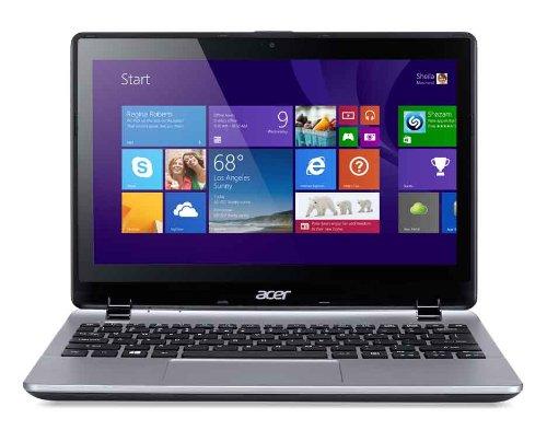 Acer Aspire V3-111P-43BC - Ordenador portátil (Portátil, Touchpad, Windows 8.1, Ión de litio, 64-bit, Plata): Amazon.es: Informática