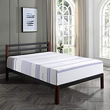 Amazon Com Sealy 8 Inch Memory Foam Bed In A Box