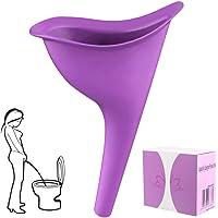 Love77 Dispositivo Urinario Femenino, 3 Piezas Dispositivo Urinario