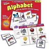 TEPT58101 - Trend Alphabet Match Me Puzzle Game