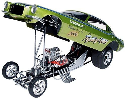 - Auto World 1971 Fighting Irish Camaro Funny Car (Legends of 1/4 Mile) 1:18 Scale Diecast