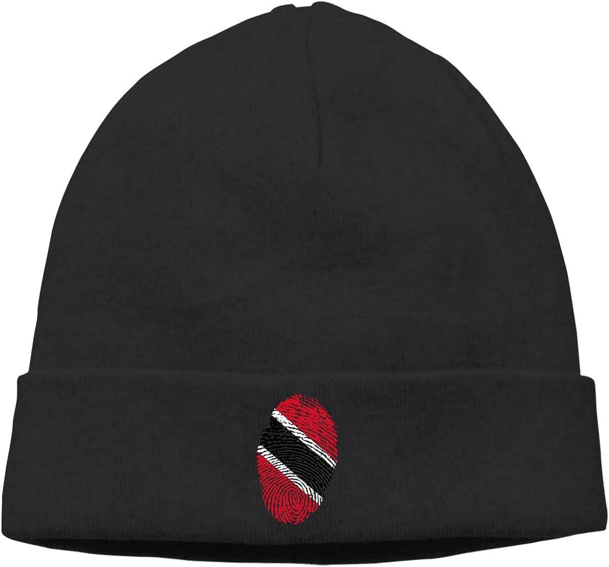 Trinidad-and-Tobago Cap Men Winter Summer Chunky Beanie Hats Winter Beanie