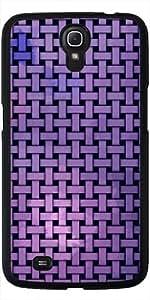 Funda para Samsung Galaxy Mega 6.3 GT-I9205 - Modelo Púrpura
