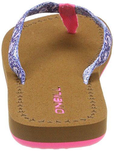 Chanclas Flops White Woven Fw Mujer Flip O'Neill Weiß Aop para Strap 1950 Blue W wIqXFw6