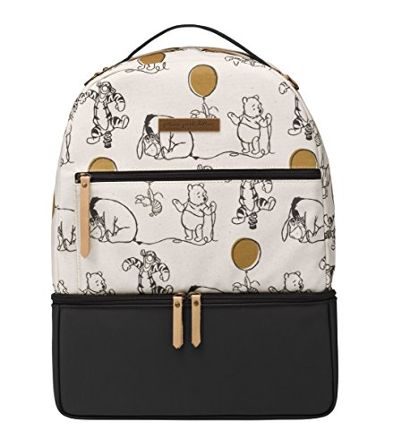 The Disney Winnie Diapers Pooh (Petunia Pickle Bottom Axis Backpack, Winnie the Pooh and Friends)
