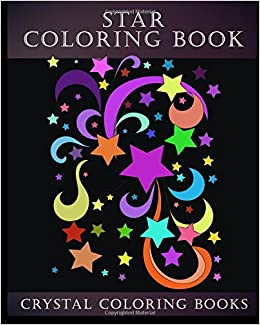 Amazon.com: Star Coloring Book: A Stress Relief Adult Coloring Book ...