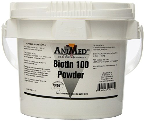 AniMed Biotin 100 5 lbs