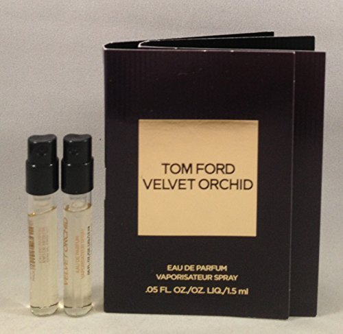 2 Tom Ford Velvet Orchid EDP 1.5 Ml/ 0.05 Oz Spray Sample Vi
