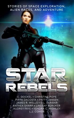 book cover of Star Rebels