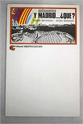 (Colección Pueblos ibéricos ; 6 : Serie Madrid) (Spanish Edition) (Spanish) Paperback – 1978