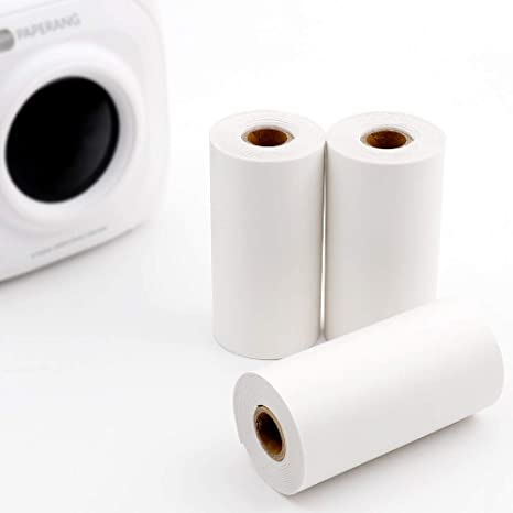 Amazon.com: PAPERANG - Papel térmico para impresora portátil ...