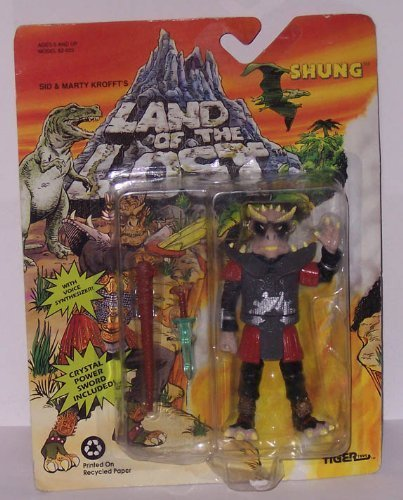 Amazon.com: Land of the Lost Shung Action Figure: Toys & Games