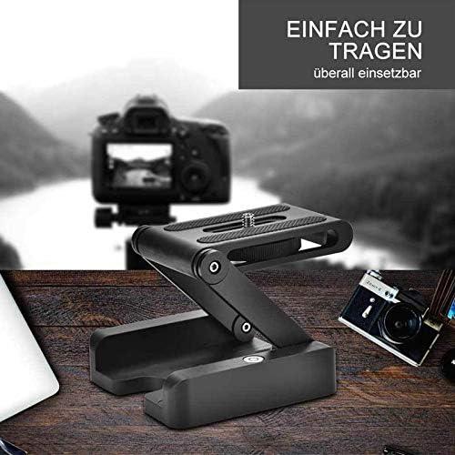 Genialbau/™ Faltbare Fotografie-Halterung in Z-Form