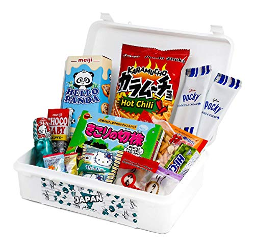 (HANGRY KIT - Japan Kit - Snack and Candy Assortment, Unique Gift Idea For)